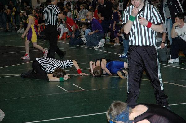 Tom Brusp Memorial Wrestling Derby KS Dec 30, 2006