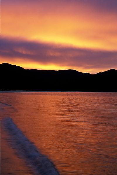 Awaroa Bay, New Zealand 1999