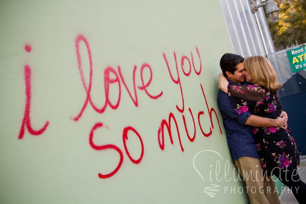 Stephanie & Hector - Engagement Session - February 5, 2011
