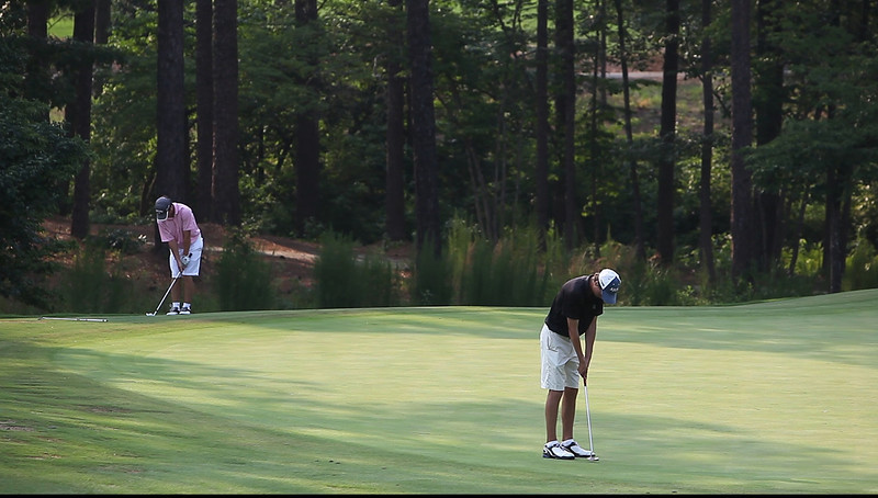 Kyle At Pinehurst NC AJGA