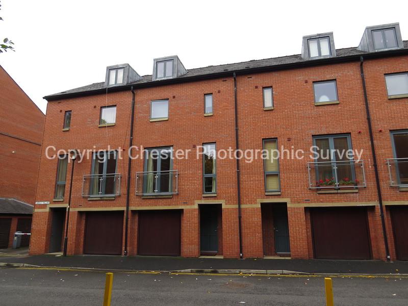 Earl Villas: The Square: Seller Street: Boughton