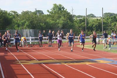 1A District 8 track meet '09