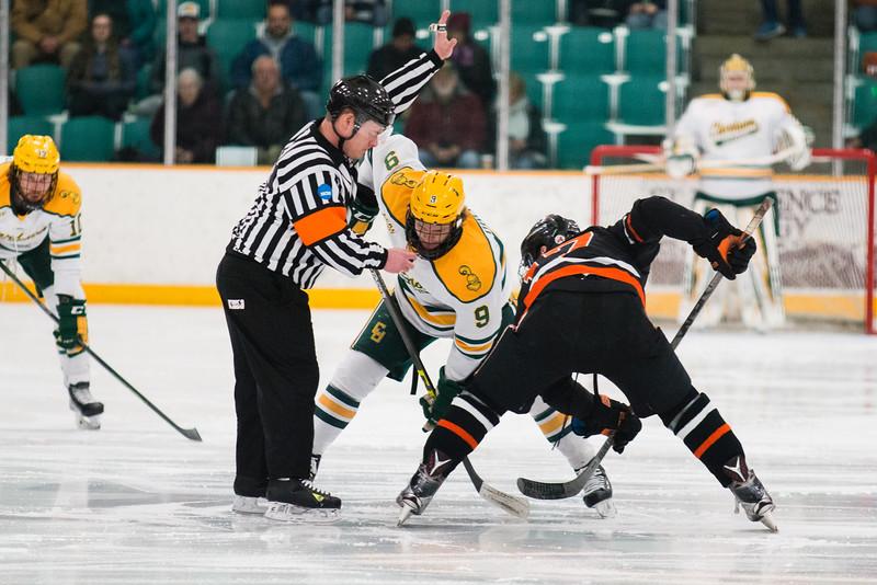 Home Game vs. Princeton 2/12/16