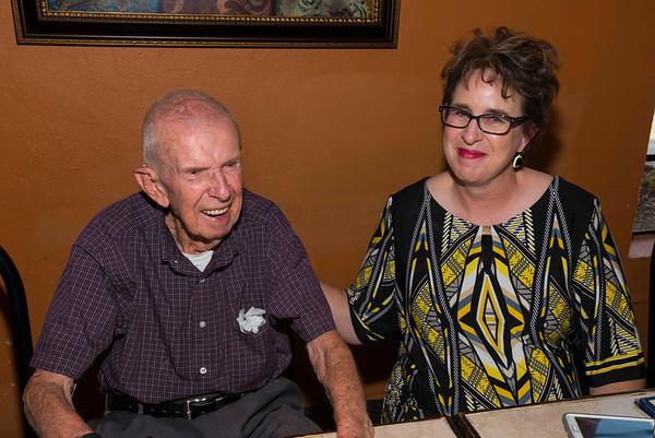 Lee Long's 96th Birthday