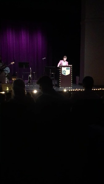 Senior Chapel Student Testimonies