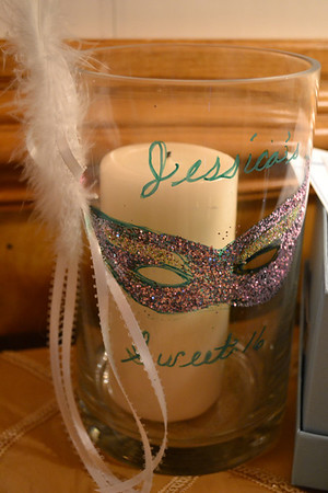 Jessica's Sweet 16 Masquerade Celebration