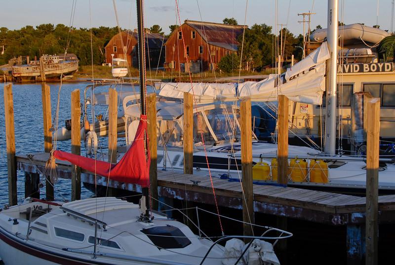 Whitefish Point Harbor of Refuge