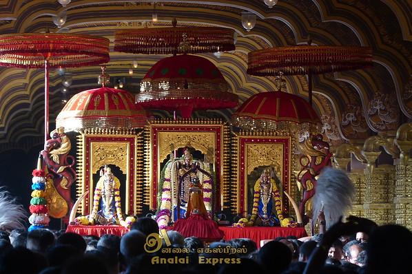 நல்லூர் கந்தன் 17ம் நாள் கார்த்திகைத்திருவிழா.........