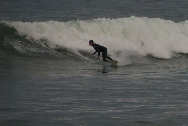 Nantasket Surf - Hurricane Igor Swell