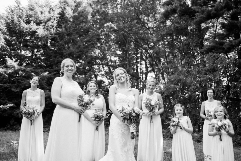 Wedding Photos at Williams Tree Farm