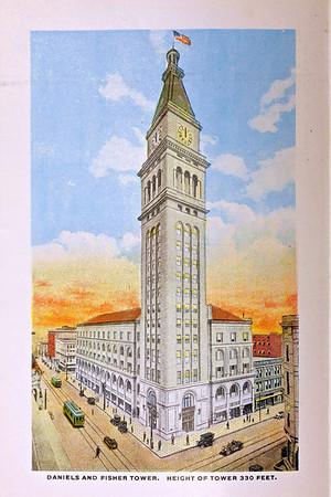Old Denver Postcards