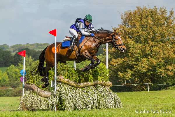 Ballindenisk International Horse Trials 26/09/15