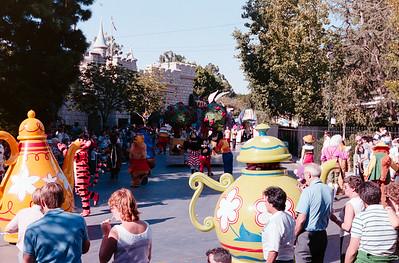 LA and Anaheim 1984