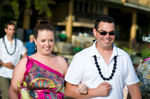 Theriault, Maui Hawaii Wedding Photography for 10.09.08 Theriault