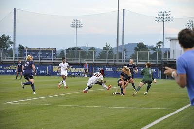 30112 Women's Soccer vs. Georgetown