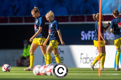 2021-06-15 Sverige - Australien