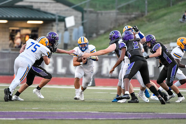 2020-09-19 - Francis Howell at Fort Zumwalt West