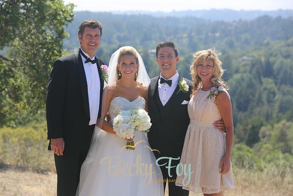 Shannon & Izaak - Family Portraits