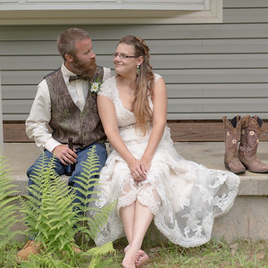 Jessica & Steve Young Wedding- Huntington, MA