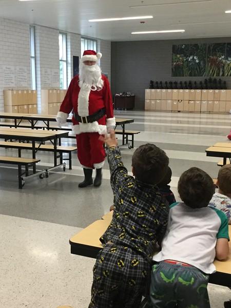 Santa Day 12-14-16