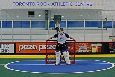 Jerryd Jensen - Goldstar Tel Aviv/Israel Box Lacrosse (2014 - 2016)