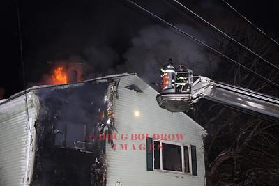 Chelsea, MA - 2nd Alarm, 26 Warren Ave, 1-23-09
