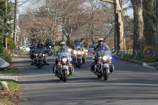 Nassau County Fire Riders 30th Annual Toy Run 12/13/2015