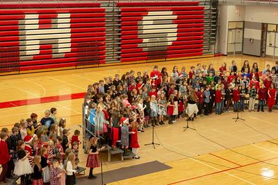 Daisy Brook Choir - 12/19/2018 Christmas Concert