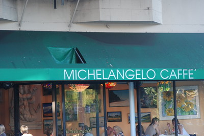 Michaelangelo's Cafe