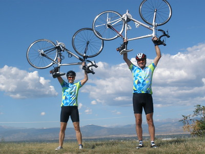 2017-08-26 Loveland Ride to Cure Diabetes - On the Road