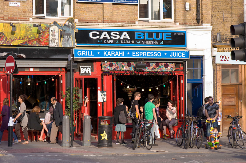 Bar on Brick Lane, E1,London, United Kingdom