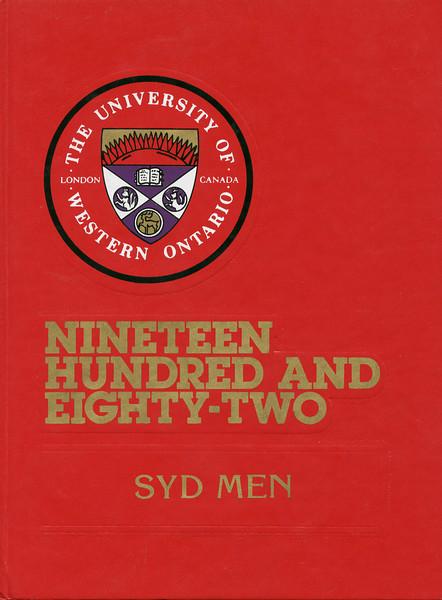 Sydenham UofW Yearbook