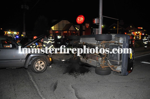 SYOSSET FD O/T Muttontown and Berryhill Rd's 6-18-11