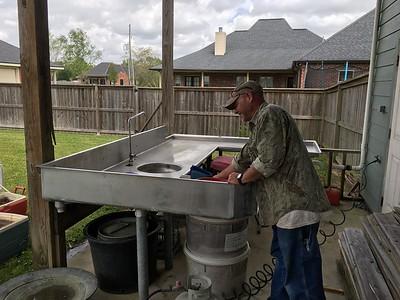 Louisiana April 2016