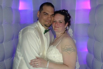 Jeff and Becky