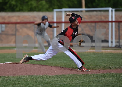 Roosevelt @ Fort Dodge Baseball 6/15/17