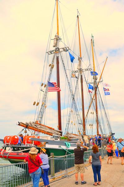 Cleveland - Tall Ships - Fri., July 12, 2019