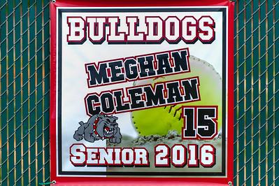 Butler High School Softball 2016