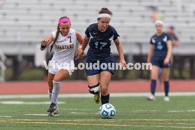 Girls Soccer: Stone Bridge vs. Broad Run 6.13.15 (by Chas Sumser)