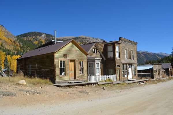 Tincup Pass, Colorado