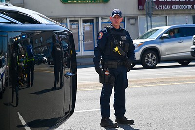 PD - ESU - EMS - Fire Marshals