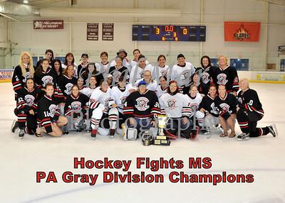 Gray Championship - Quarry Cats D vs Quarry Cats, Too!