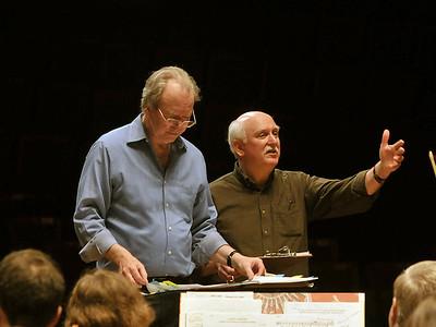 rehearsal civic symphony  3.8.2008