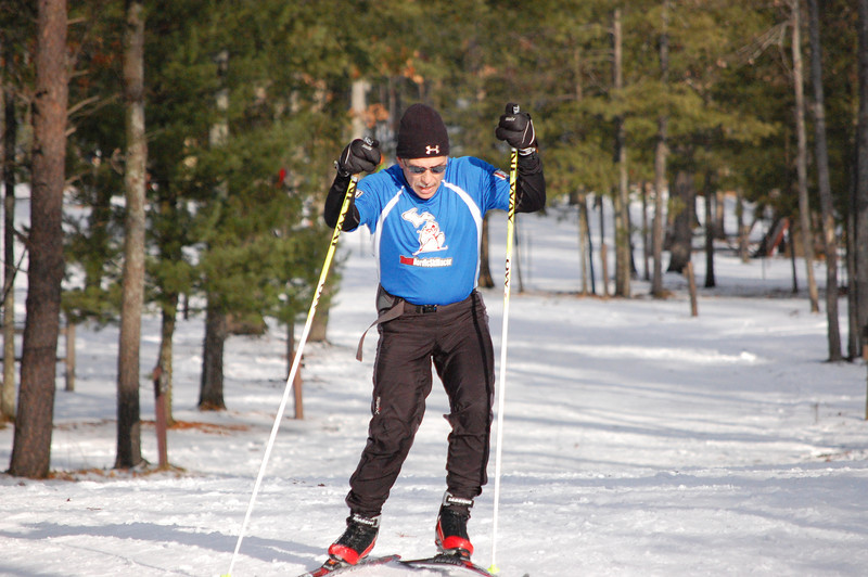 Tony Percha, Team NordicSkiRacer.