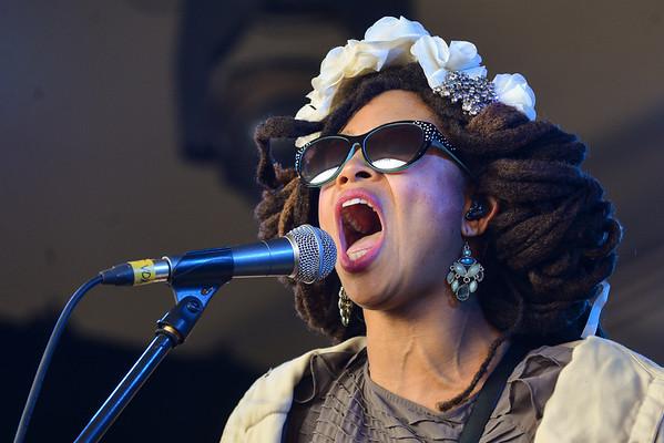 Valerie June performs at Latitude Festival 2013 - 21/07/13