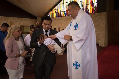 joseph james baptism 2017