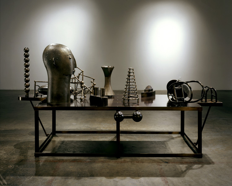 Fine Art culpture at the Creative Research Laboratory