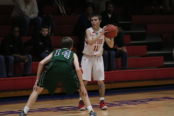 Junior Prep Basketball vs. Trinity Episcopal School - Jan 8