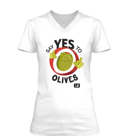 Say Yes to Olives