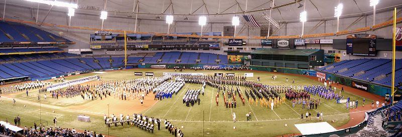 2003-11-08: BOA Regional - Finals Performance